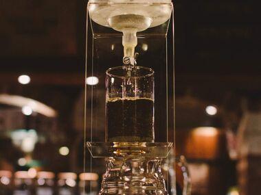 Cold drip - ledová filtrovaná káva