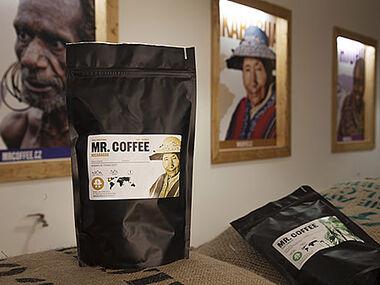 Předplatné kávy Mr. Coffee